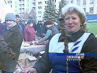 В нескольких районах Воронежа откроются сельскохозяйственные ярмарки