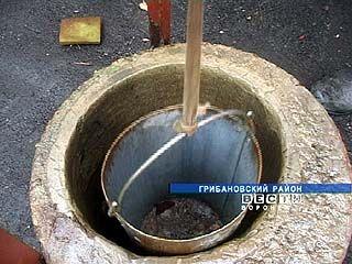 В нескольких селах Воронежской области пересохли колодцы