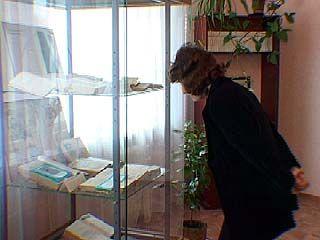 В Никитинской библиотеке открылась книжная выставка