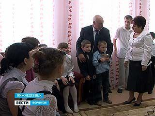 В Нижнедевицке работает Центр временного пребывания для детей