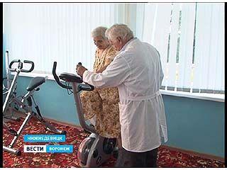 В Нижнедевицкой ЦРБ открылось неврологическое отделение