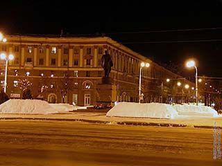 В новогоднюю ночь будет морозно и ветренно
