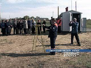 В Новотроицкое пришел долгожданный газ