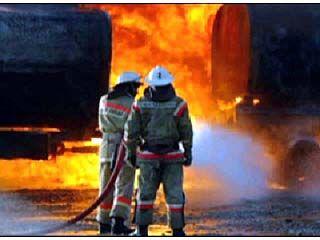 В Новоусманском районе прогремел взрыв на заправке