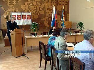В Нововоронеже наконец-то избран глава администрации или сити-менеджер