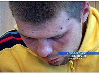 В Нововоронеже пойман с поличным вандал