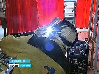 В Нововоронеже завершился конкурс среди рабочих строительного комплекса атомной отрасли