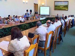 В обладминистрации пройдет совещание глав муниципальных районов