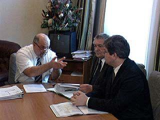 В обладминистрации состоялось совещание о централизованной закупке топлива