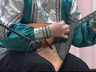 """В областной филармонии состоялся концерт ансамбля """"Балалайка"""""""