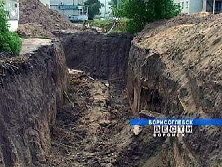 В одном из районов Борисоглебска с начала лета нет горячей воды