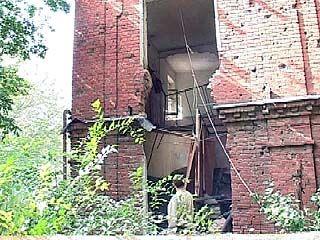 В одном из воронежских общежитий произошло ЧП