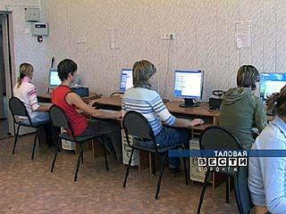 В одной из Таловских школ открылся медиацентр