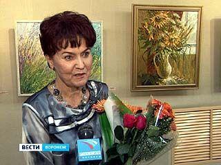 В одной из воронежских галерей открылась выставка Нины Резниковой