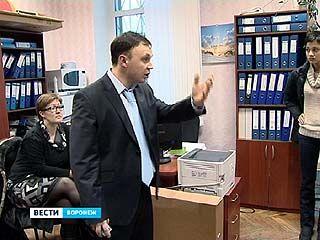 В офисе управляющей компании Ленинского района провели обыск