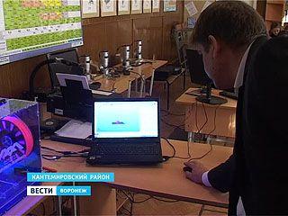 В Охрозаводской школе осваивают недавно поступившее 3D оборудование