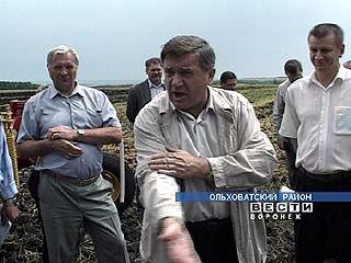 В Ольховатском районе прошел семинар сельхозпроизводителей