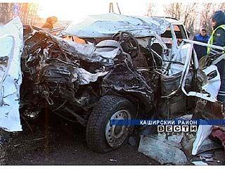 В Ольховатском районе в ДТП погибло три человека
