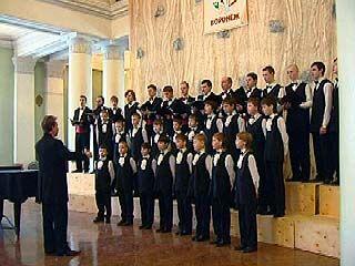В Оперном театре проходит фестиваль хоровых коллективов