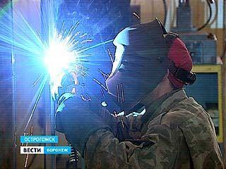 В Острогожске начато производство блоков, отвечающих за электроснабжение локомотива