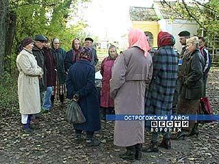 В Острогожском районе жители ищут принадлежащие им земли