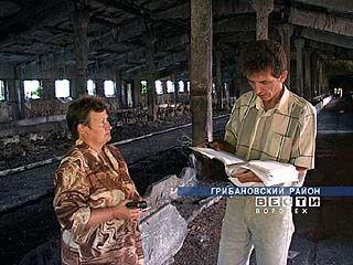 В Павловке за бесценок проданы 2 коровника и сенохранилище