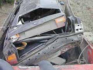 В Павловловском районе в ДТП погибли три человека