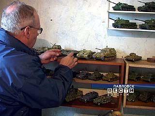 В Павловске проходит миниатюрная милитаризация