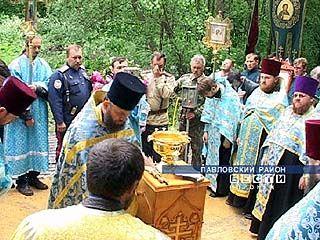 В Павловске прошел крестный ход