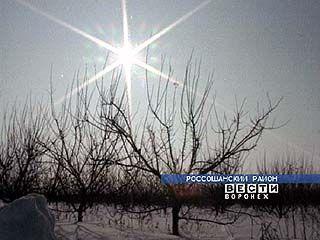 В Павловске проводили зиму