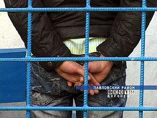 """В Павловске задержали преступников, которые угнали """"четвёрку"""""""