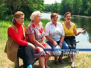 В Павловском районе есть село с необычным названием Бабка