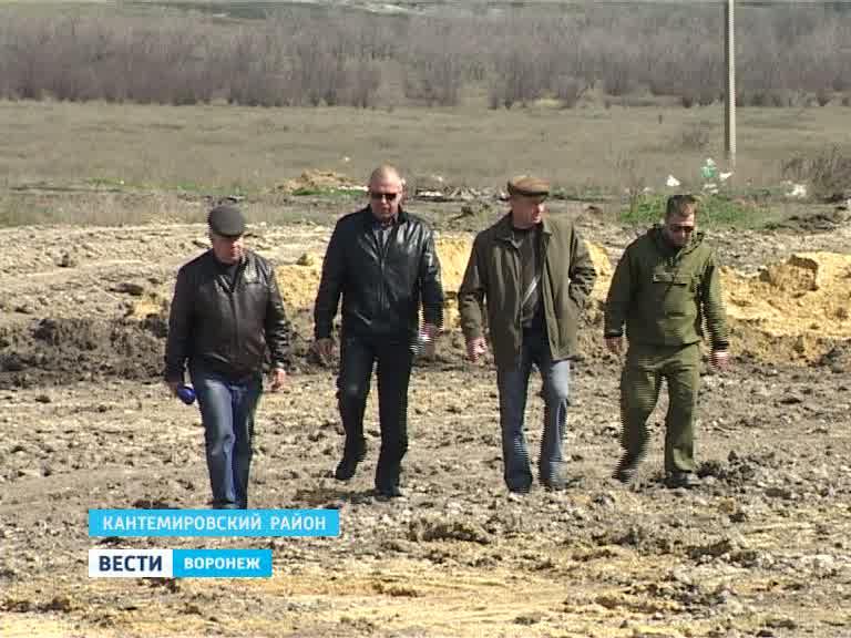 В Павловском районе появилась новая группа общественных экологов