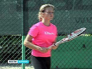 В первенстве России по теннису примет участие воронежская спортсменка