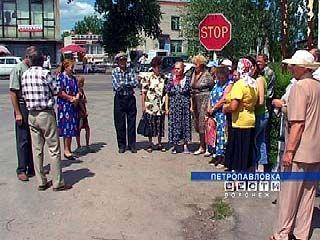 В Петропавловке негативно реагируют на развитие мобильной связи