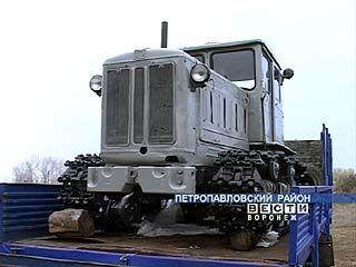 В Петропавловке появится памятник землякам-хлеборобам