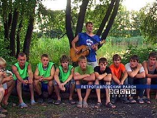 В Петропавловском районе стартовал фестиваль молодежи