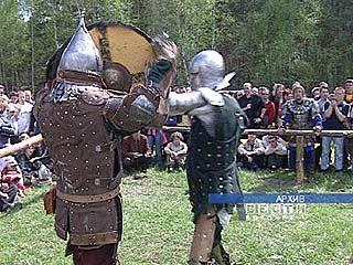 В Подгоренских лесах ожидается рыцарское нашествие