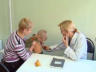 В поселке Придонской открылась новая детская поликлиника