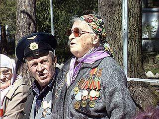 В поселке Сомово чествовали ветеранов Великой Отечественной войны