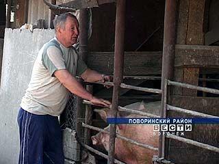В Поворинском районе живет лучший фермер области