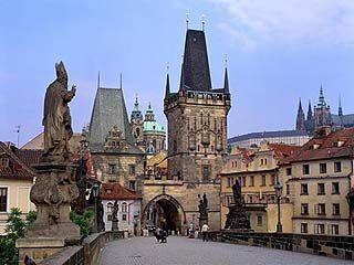 В Прагу прибыла делегация из Воронежской области