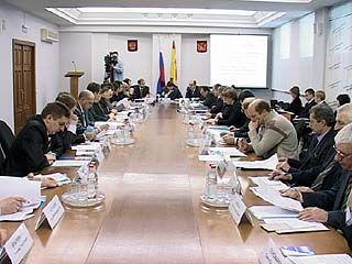 В правительстве области обсудили исполнение бюджета за прошлый год