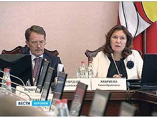 В правительстве области обсуждали механизмы противодействия коррупции