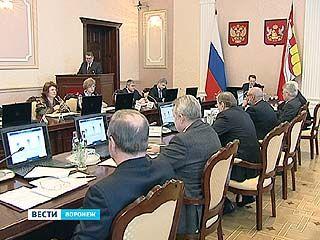 В правительстве Воронежской области произошли кадровые перестановки