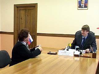 В приемной Путина с гражданами общался депутат Госдумы Сергей Чижов