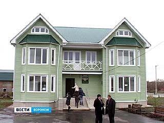 В пригородном посёлке имени Будённого начал работать новый ФАП