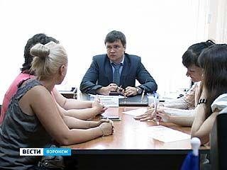 В проблемах воронежцев разбирался депутат Гордумы Алексей Чернов