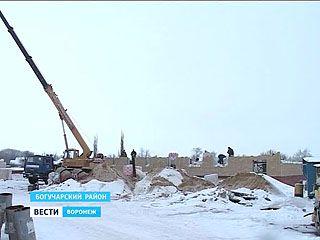 В Радченском строят новую школу