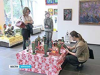 """В рамках фестиваля """"Чернозём"""" открылась новая выставка"""